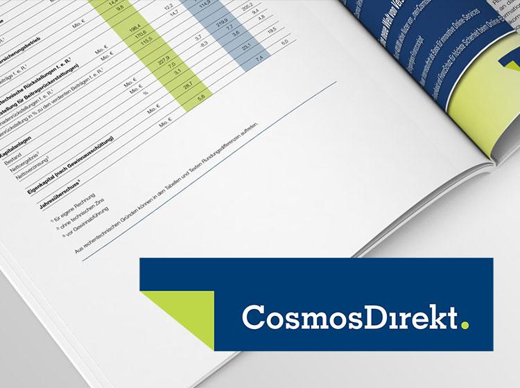 Cosmosdirekt geldanlage